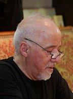 Paulo Coelho by Santjo