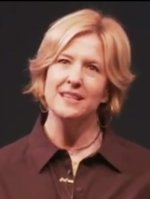 Brené Brown author of self help books