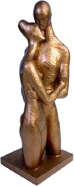love tips figurine man woman