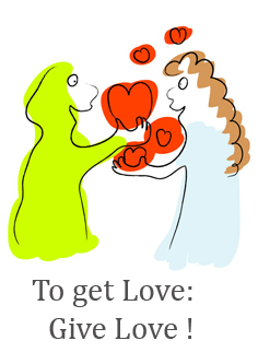 best love sayings give love