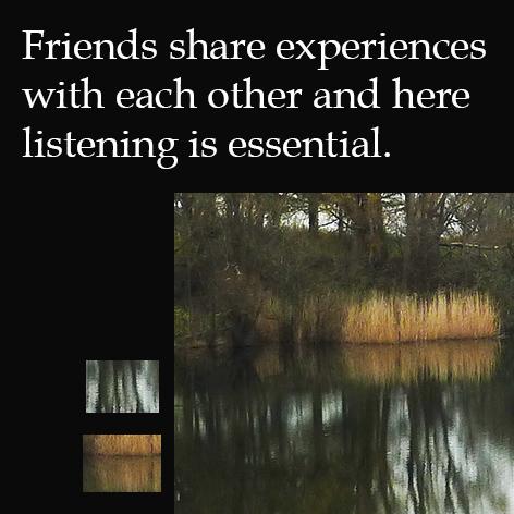 how to make friends advice