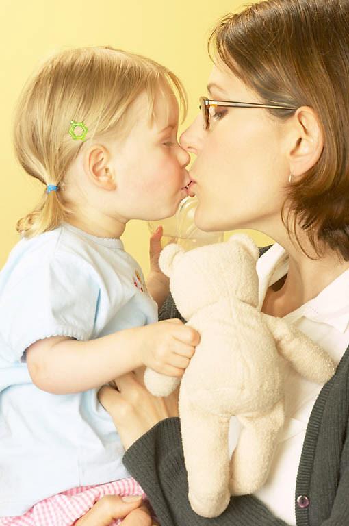 love graphics mother child teddey bear