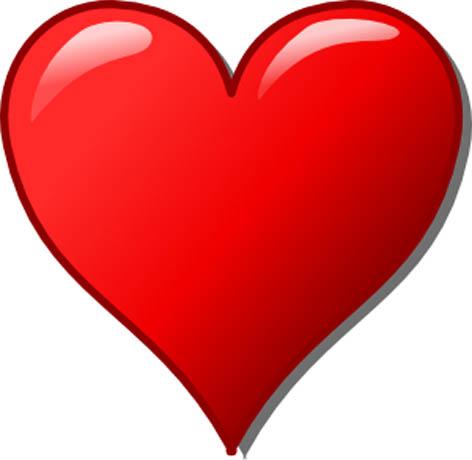 imagenes de amor red love heart drawings
