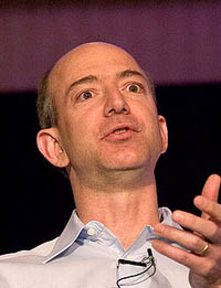 Jeff Bezos photo 2005