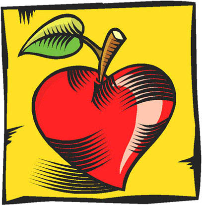 red love apple