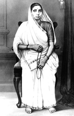 Mahatma Gandhis mother