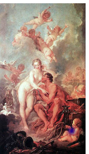 making love classical baroque painting oil