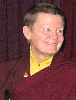 Pema Chodron 2007 cropped self help books