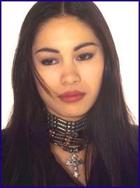 understanding woman face woman dark hair