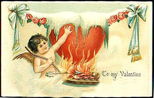 Free Vintage Valentine Cards