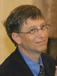 Bill Gates photo 2006