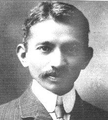 Mahatma Gandhi in South Africa