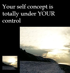 self concept advice