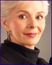 understanding woman womans face grey hair